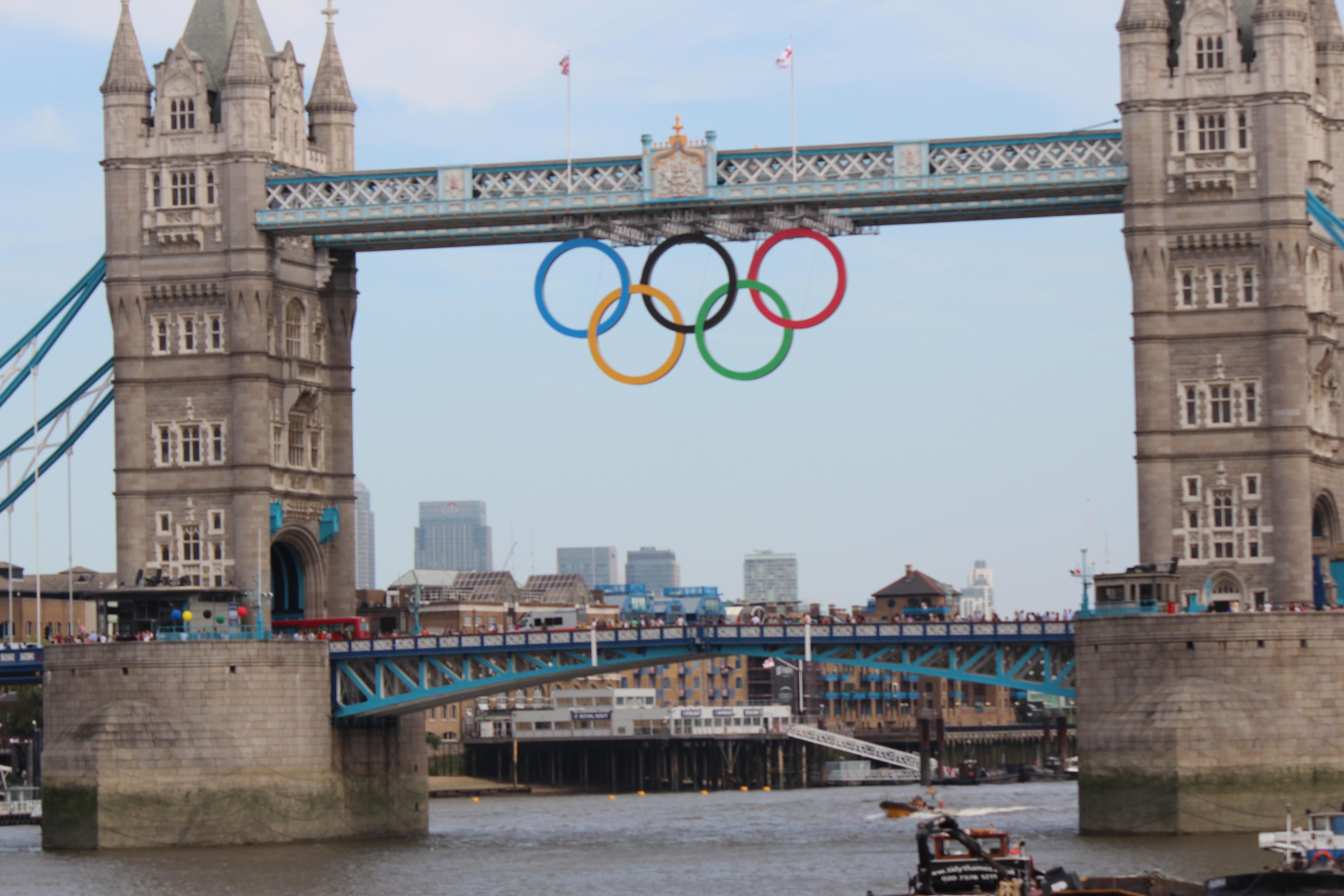 ロンドンオリンピック©田中將介